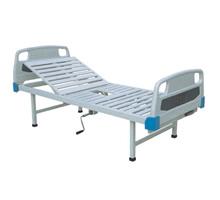 HZ-C6型ABS床头单摇床(带便孔)