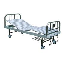 HZ-C7型不锈钢床头双摇床(移动)