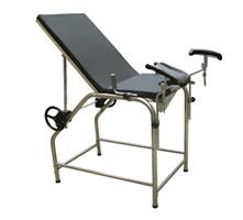 HZ-2B不锈钢妇科二折床