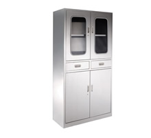 HZ型不锈钢器械柜