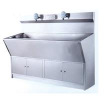 HZ型不锈钢自助感应洗手台